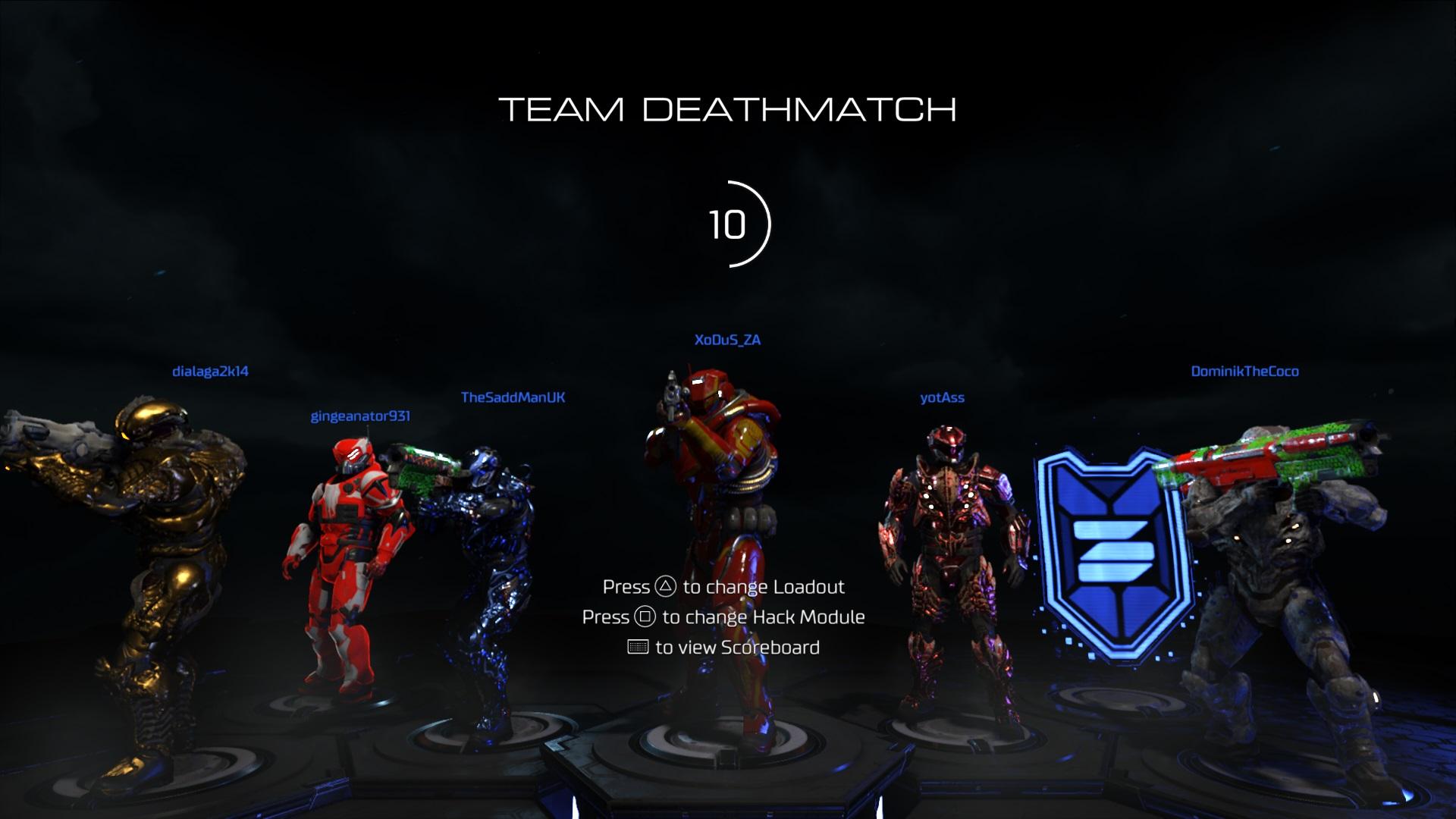 Doom MP, not great but still fun