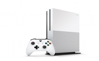Xbox One S release date