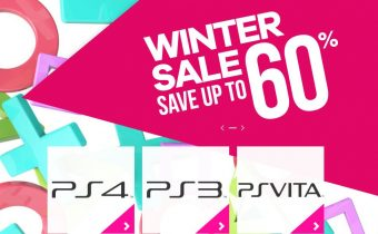 PlayStation Store Winter Sale