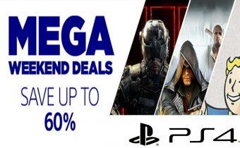 PlayStation Weekend Flash Sale