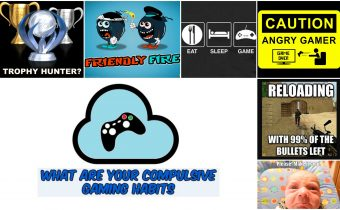Compulsive Gamer Habits