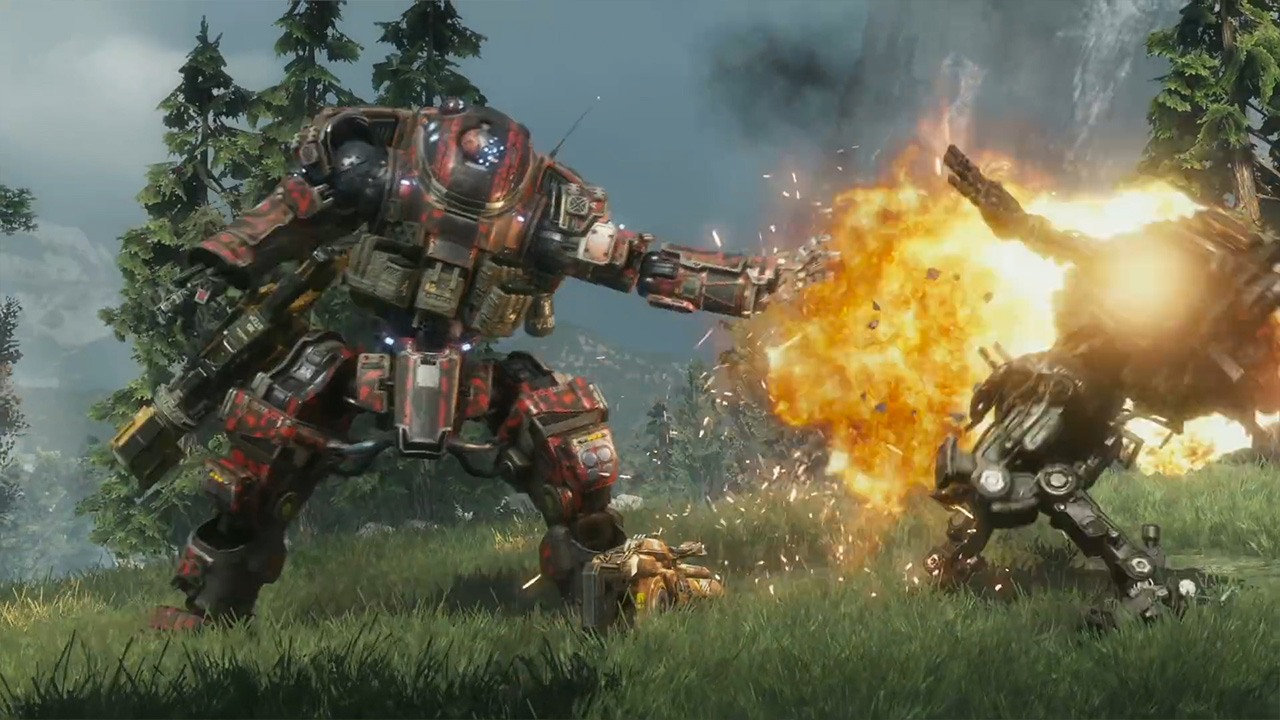 Titanfall 2 Multiplayer Tech Test