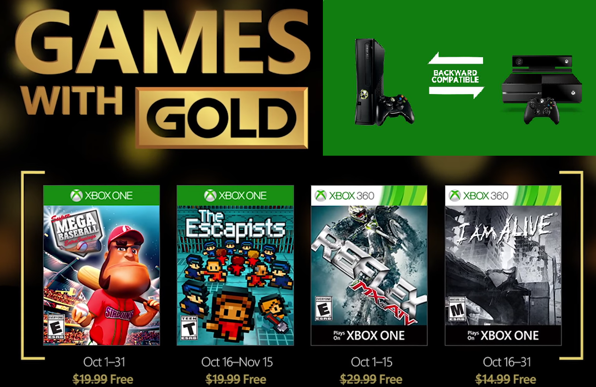 free games with gold september 16