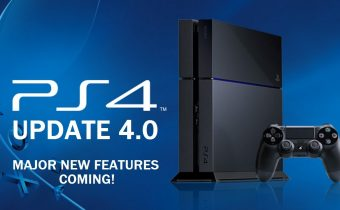 PS4 System Software 4.00