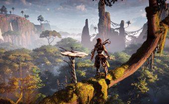Horizon Zero Dawn 4K gameplay