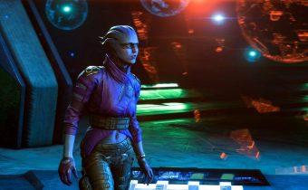 Mass Effect Andromeda 4K gameplay
