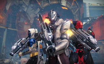 Rise of Iron's new Raid