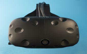 Wireless HTC Vive prototype
