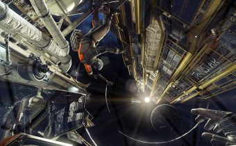 New Prey gameplay trailer