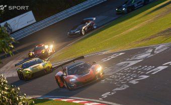 Gran Turismo Sport VR support
