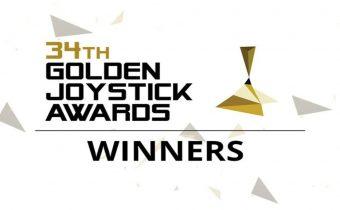 Golden Joystick Awards Winners