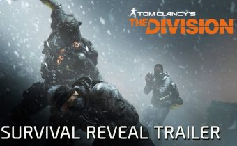 The Division Survival reveal trailer