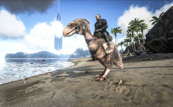 Ark Survival Evolved heading to PS4