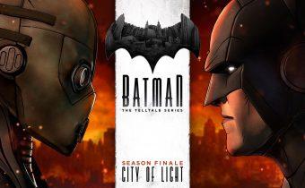 Telltale Batman series