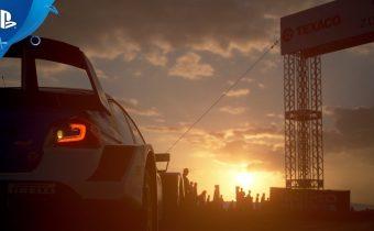 PSX16 Gran Turismo Sport trailer