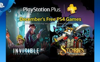 PS Plus games for December 2016