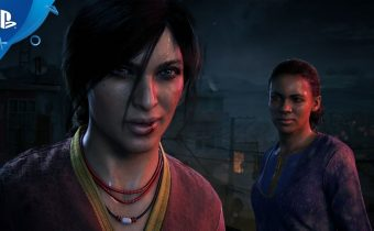Uncharted The Lost Legacy announcement Trailer