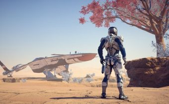 Mass Effect Andromeda CES 2017 Trailer