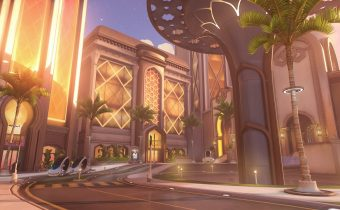 New Map for Overwatch