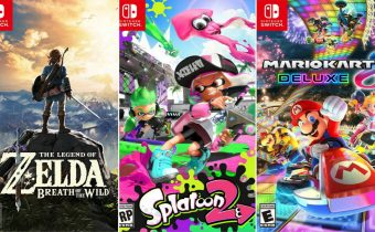 Nintendo Switch confirmed games