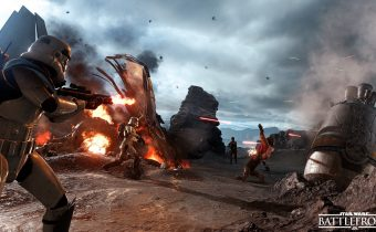 Star Wars Battlefront update
