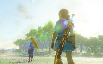 New Zelda Breath of the Wild trailer