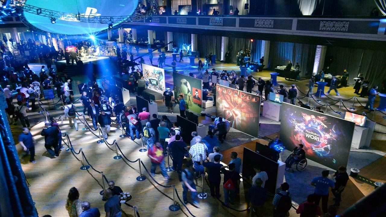 E3 2017 Public attendance