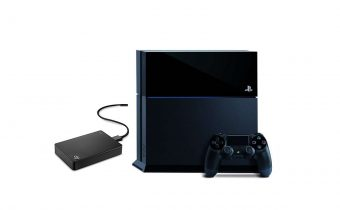 PS4 getting external HDD support