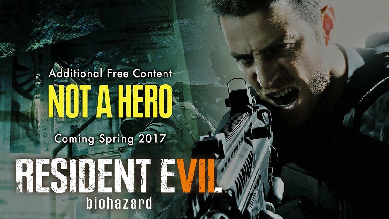 Resident Evil 7 next DLC