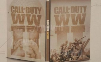 Leaked Call of Duty WWII images