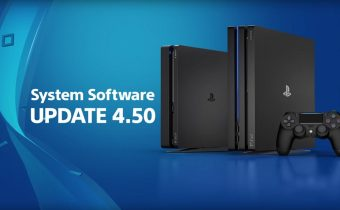 PS4 Update video