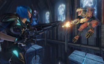 Quake Champions Closed Beta