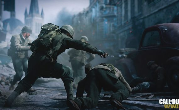 Call of Duty WWII reveal trailer