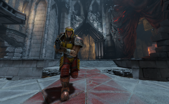 Quake Champions Raw Gameplay