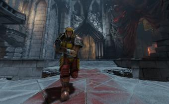 Quake Champions Raw Gameplay
