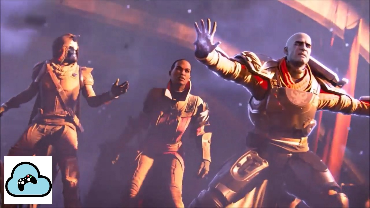 Destiny 2 Gameplay Trailer