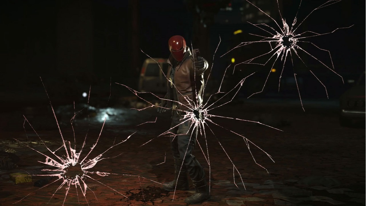 Injustice 2: Red Hood revealed in DLC fighter pack