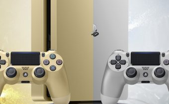PlayStation Slim Gold and Silver limited edition announced