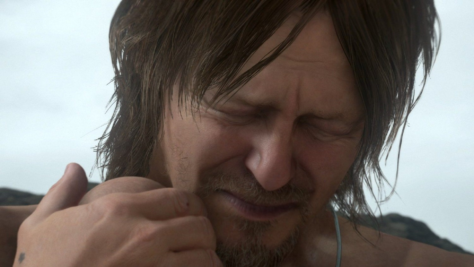 No Death Stranding @E3 2017