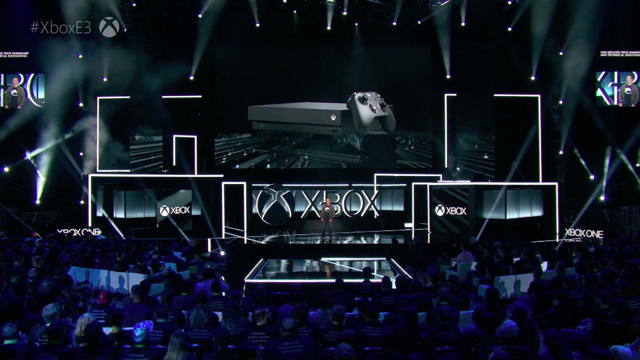 Xbox Press Conference