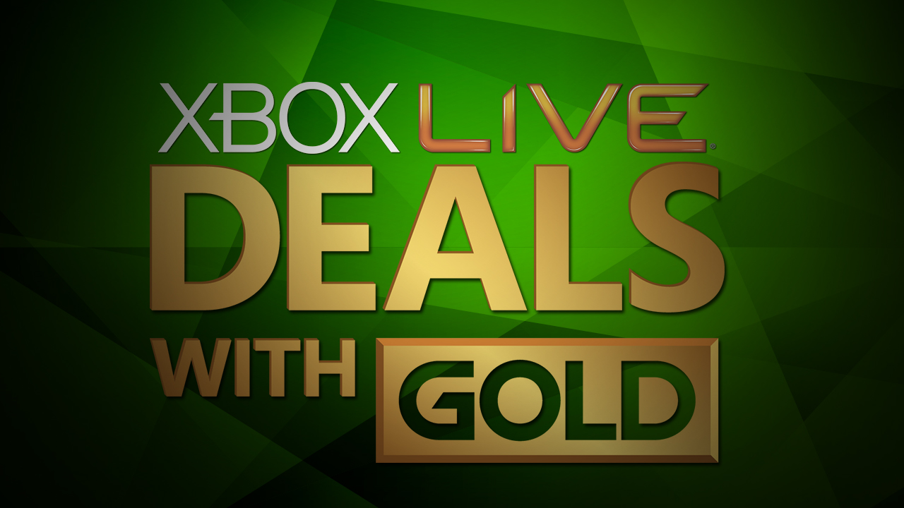 XBOX Live Deals with Gold revealed