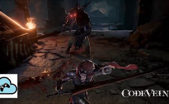 new Code VEIN gameplay video