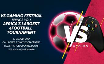 SA VS Gaming Festival 2017