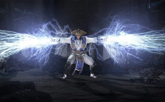 Injustice 2 reveals Raiden God of thunder