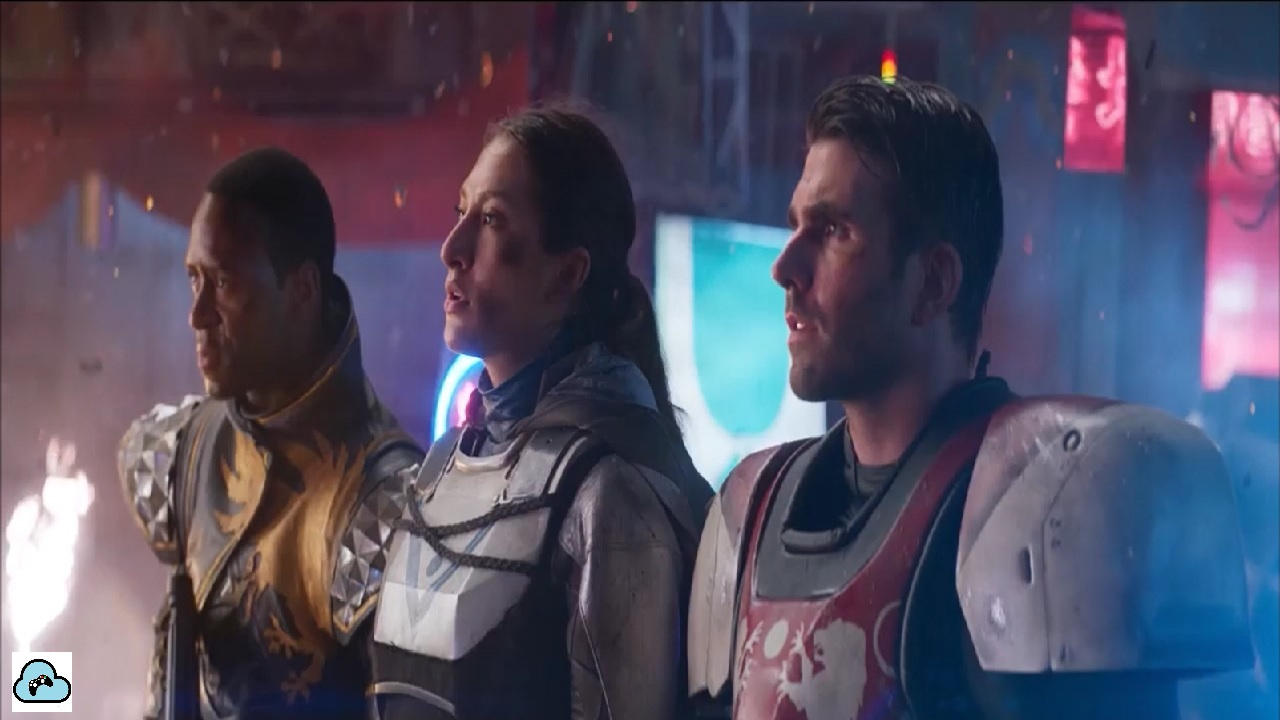 Destiny 2 Live Action Trailer