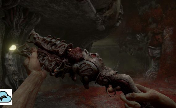 Scorn Gameplay Trailer