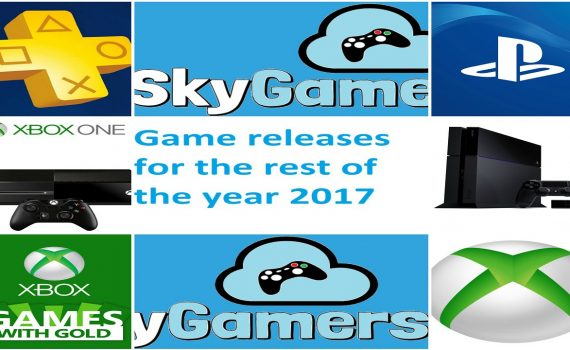 xbox one and ps4 game releases 2017 skygamers. Black Bedroom Furniture Sets. Home Design Ideas