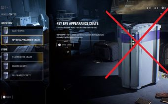 Star Wars Battlefront II Loot Crate Problem