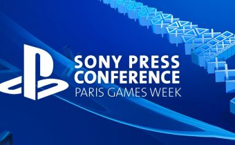 Sony PlayStation Paris Games Week 2017