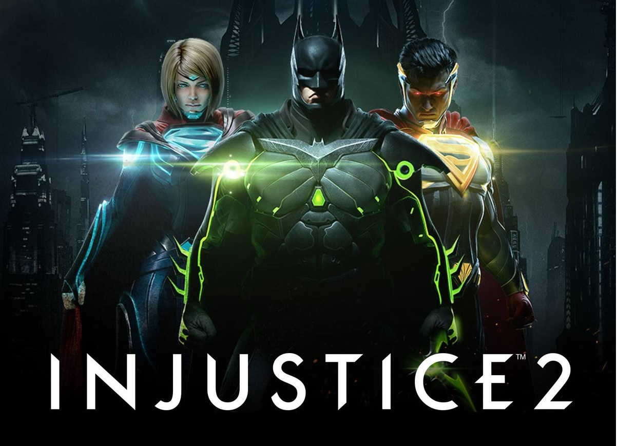 Injustice 2 all Supermoves and Characters